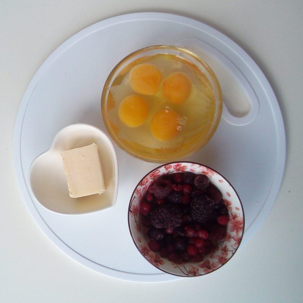 Яйчен мъфин