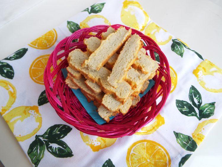 Кето хляб с кокосово брашно
