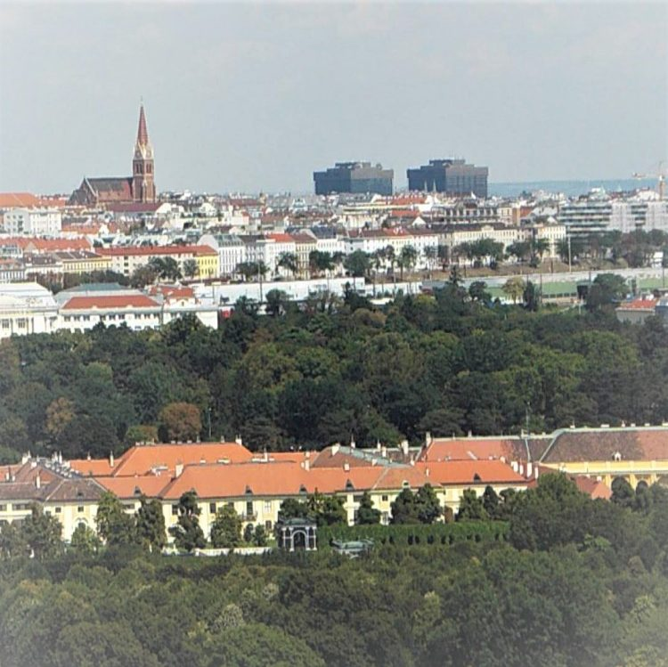Разбъркани спомени от Виена