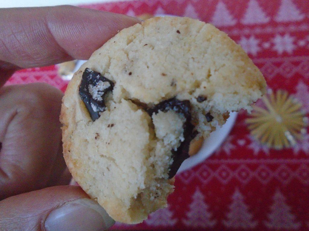 лесни бисквеитки с бадемово брашно( нисковъглехидратни, без глутен, без захар )