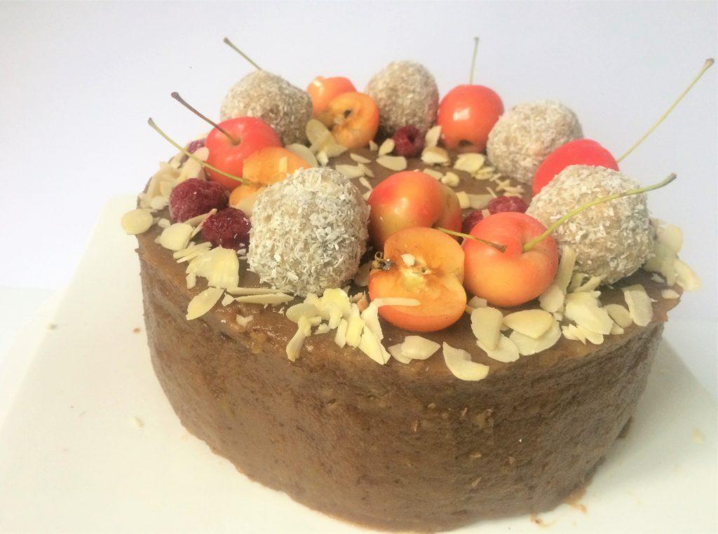 Ябълкова торта