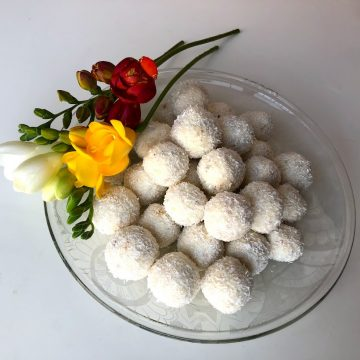 Кето бонбони Рафаело