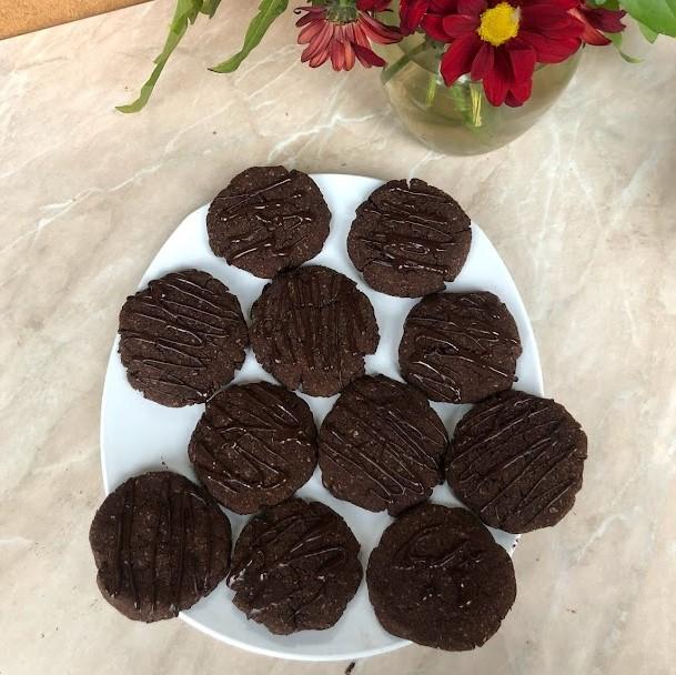 Шоколадови курабии